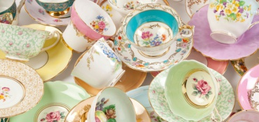 2nd Vintage Tea Party